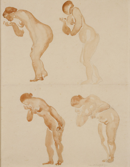 Four Studies of Women (Malfray)