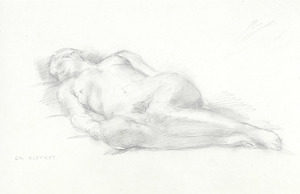 Reclining Woman (Auffret)