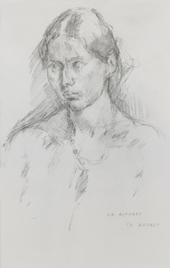 Portrait of a Young Woman (Auffret)