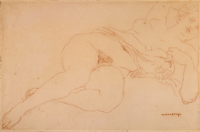 Female Nude (Laprade) (Malfray)