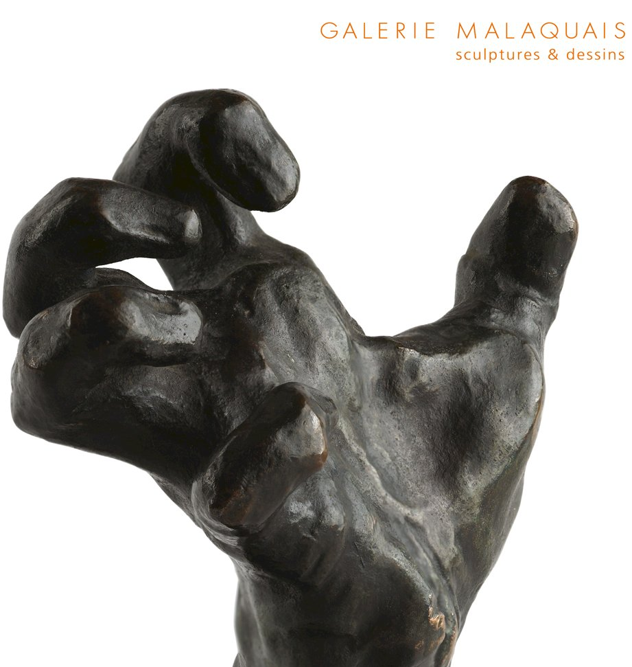 Galerie Malaquais, sculptures & drawings : 2013 Collection