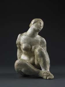 Baigneuse assise (Malfray, 1930)